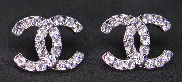 Chanel Ohrring / Earring