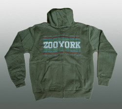 Zoo York grün / green
