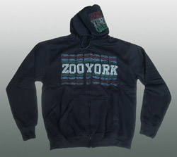 Zoo York Schwarz / Black